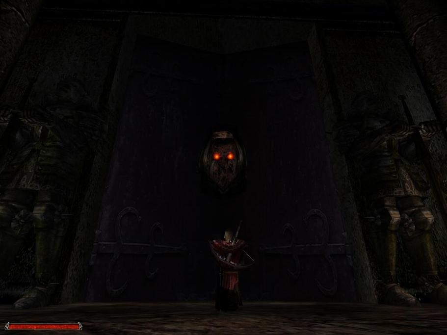 готика юнитор в замке Весов первом месте